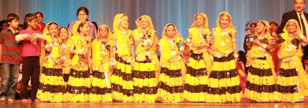 Awards for Minor folk - Mor Bole Re - Rajasthani folk song
